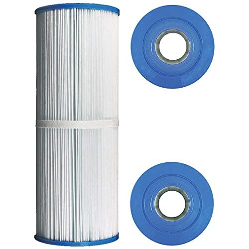 Luckyshuai 2 Typen Filtration Ersatzbecken Spa Filter C-4326 Whirlpool-Patronenfilter PRB25in Beachcomber Artesian Filter Zubehör (Color : White)