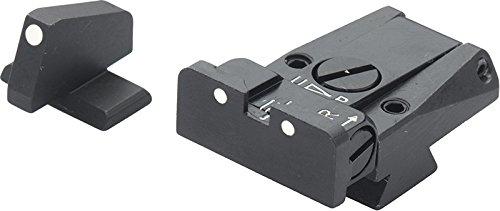 Purchase FUSION Browning Mod: GP Vig, GP MKIII, GP Pract, GP40 S&W White Dot Sight Set