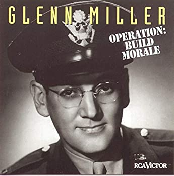 Audio CD Operation: Build Morale Book