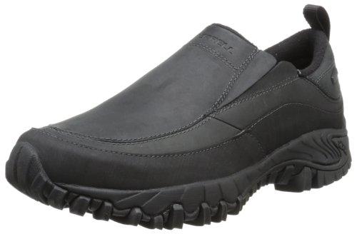 Merrell Chaussures Hommes - Slipper Shiver MOC 2 WTPF - Noir, GR??e:43.5