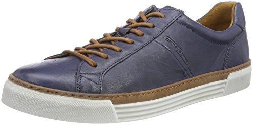 camel active Herren Racket 17 Sneaker, Blau (Jeans), 45 EU