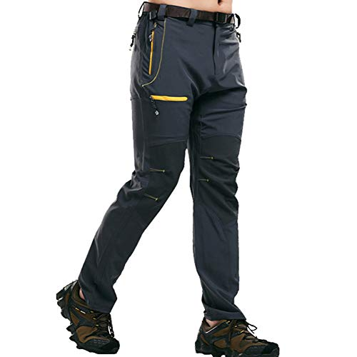 Outdoor peak Mens Cycling Trousers Waterproof Cycling Pants Summer Quick Dry Running Pants