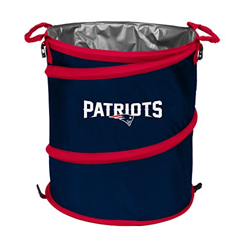 NFL New England Patriots 3-in-1 Cooler, Multi-Color, 10-14 Gallons