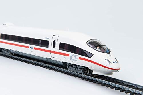 Juego de Tren MEHANP H0 ME 8 Piezas. TRIEBZUG Ice 3, BR 406, DC 2368