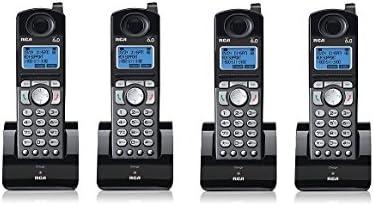 RCA 25055RE1 Dect 6 0 Cordless Expansion Handset 2 Line Landline Telephone 4 Pack product image