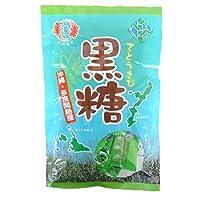 【沖縄特産】多良間島産黒糖(個別包装) [90g]