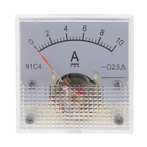 joyMerit Analoges Amperemeter 0-1A / 0-10A Analoges Amperemeter - 0-10A
