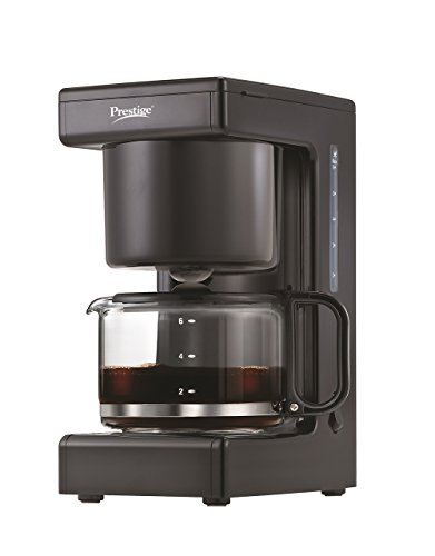 Prestige PCMD 1.0 650-Watt Drip Coffee Maker, Multi Color