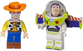 LEGO Woody and Buzz Lightyear Minifigures Toy Story