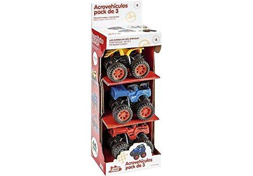 Acrovehículos Pack De 3