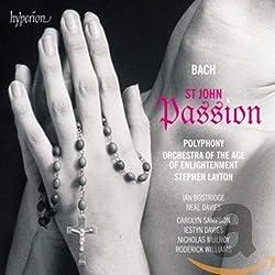 Bach : Passion Selon Saint Jean. Layton