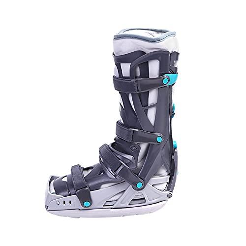 WILLQ Bota Ortopédica para Fracturas Protección Bota Curativa para Dedo del Pie Tobillo Fracturas Esguinces Lesiones por Brace Direct Protección Médica Completa Protección Bota Curativa,Middle