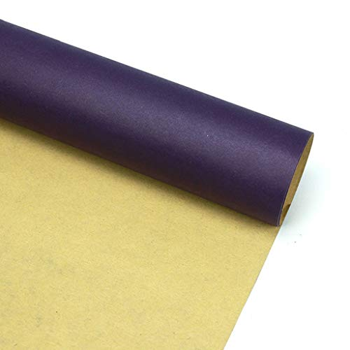 Grueso Papel Kraft Bicolor, Tienda de Flores, Material de Embalaje, Papel de Envolver, Papel Hecho a Mano, Papel Decorativo de la Pared de Origami, 20pcs expresa tu corazón (Color : #5)