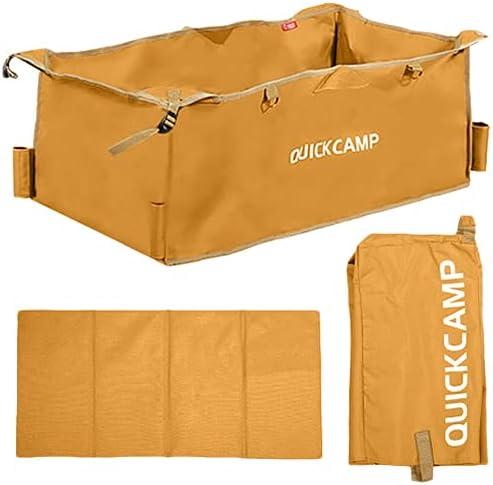 ワイドホイール アウトドアワゴン スペアカバー 3点セット/クイックキャンプ(QUICKCAMP)
