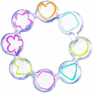 Tigex Perles Teething Ring +3 Months Clear, 80800313