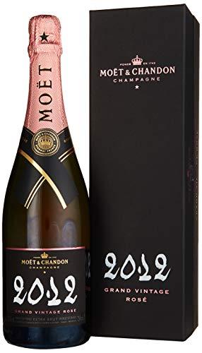 Moët & Chandon Champagne GRAND VINTAGE ROSÉ Brut 2012 Roséchampagner (1 x 0.75 l)