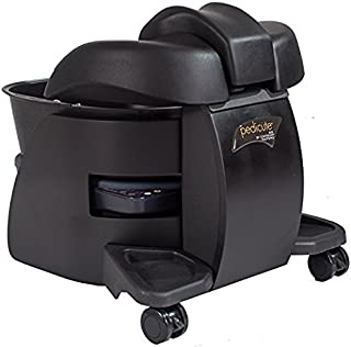 CONTINUUM PediCute Portable Foot Spa - Eco-Friendly & Mobile Foot Bath that works like