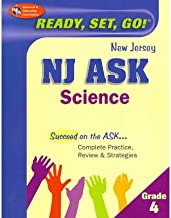 NJ Ask: Science, Grade 4 (Ready, Set, Gol!) (Paperback) - Common