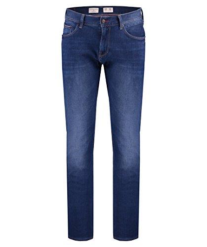 Tommy Hilfiger Herren Jeans Bleecker Streator Slim Fit (Blau, W33/L34)