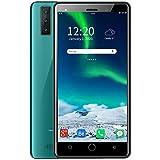 Smartphone Oferta del Día 4G, 128GB ampliada | 16GB ROM Pantalla 5.0 Pulgadas Android 9.0 Móviles y Smartphone 8+5MP Cámara Teléfono Móvil con Wifi Dual SIM 3400mAh