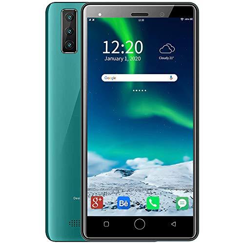 Smartphone Offerta del Giorno 4G, 128GB Espansa | 16GB ROM Schermo 5.0    Android 9.0 Cellulari e Smartphone 8+5MP Fotocamera Telefono Cellulare con Wifi Dual SIM 3400mAh
