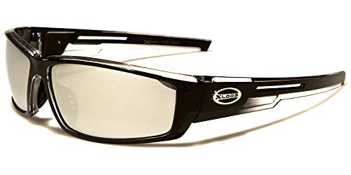 X-Loop BIKER GANGS SPORT HARDCORE SHADES - Gafas de sol, diseño de camuflaje