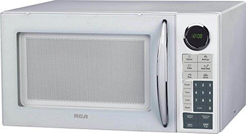 RCA RMW953-WHITE White Microwave, 9 cu. ft