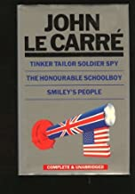 Omnibus: Tinker Tailor Soldier Spy, The Honourable Schoolboy, Smiley's People