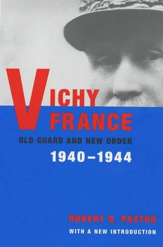 Price comparison product image Vichy France: Old Guard and New Order,  1940-1944