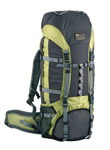 Active Leisure Randonnée/Sac à dos de randonnée Equinox 55 Ltr. pistacie/grau 55 Liter