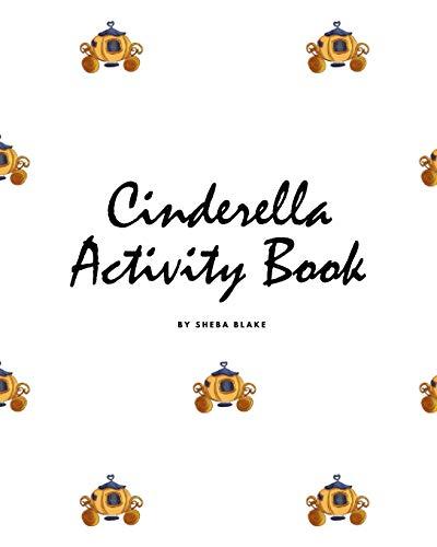 Cinderella Coloring Book for Children (8x10 Coloring Book / Activity Book)