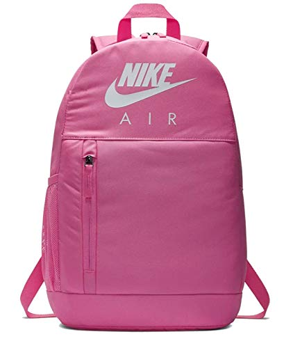 Nike Sportswear Elemental Kid's Backpack (China Rose/White)