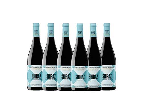 Faustino Rivero Shiraz VDLT Castilla, caja de 6 botellas.