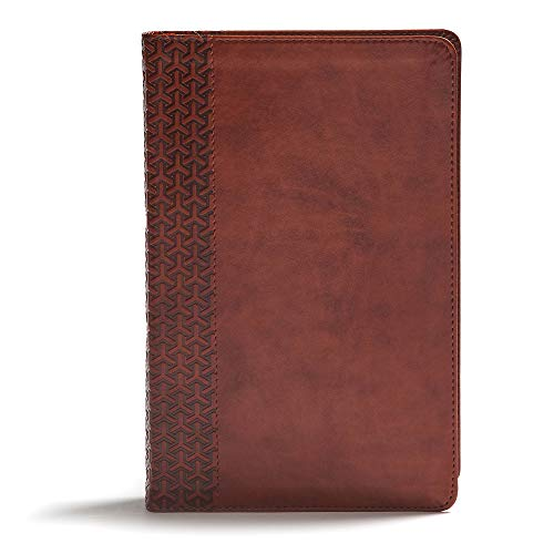 Compare Textbook Prices for CSB Everyday Study Bible, British Tan LeatherTouch  ISBN 9781462796946 by CSB Bibles by Holman