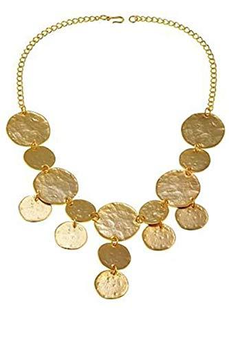 Kenneth Jay Lane KJL Moroccan Magic BIb Necklace
