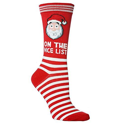TEELONG Novelty Socks Casual Christmas Cute Cartoon Cotton Socks Thickness Stockings Sleeping Socks Fluffy Slipper Socks Winter Warm Crew Socks
