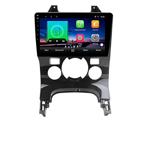 9 pollici Android 10.0 Car DVD Multimedia Player GPS per Peugeot 3008 2011 2012 2013-2016 audio autoradio stereo di navigazione