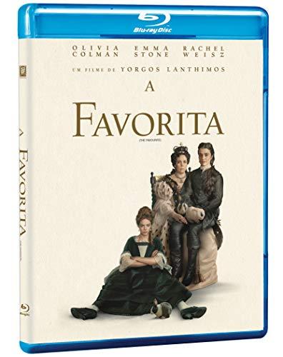 Favorita Blu Ray Rachel Olivia Colman