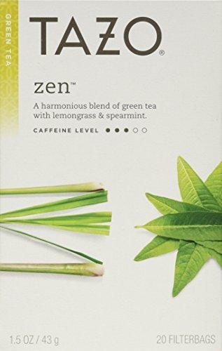 Tazo Zen Green Tea 2-pack;40 Tea Bags