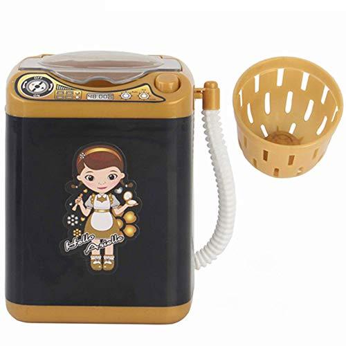 Crazy lin Mini Multifunktions Waschmaschine Make-up Pinselreiniger Gerät Automatische Reinigung Waschmaschine für Frauen Mädchen Make-up Pinsel Schwamm Puderquaste Reinigung