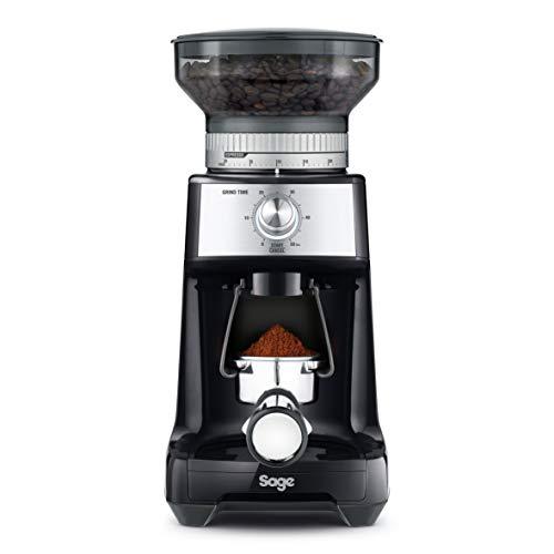Sage Appliances The Dose Control Pro Molinos de café, Trufa Negra