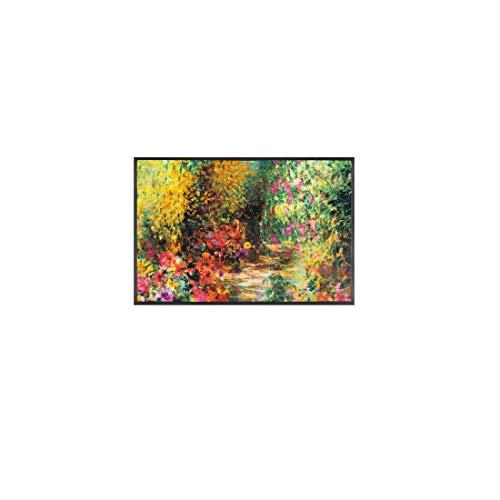 Wash + Dry Primavera Tapis, Surface en Polyamide, Coloré, 50 x 75 x 0.7 cm