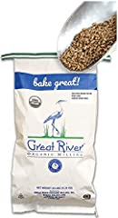 Contains 1 - 25 pound bag Quality wheat with 13-14% protein content Excellent whole grain wheat for use in your home milling machine Certified organic and kosher approved. Cholesterol is zero Grown and harvested in the USA
