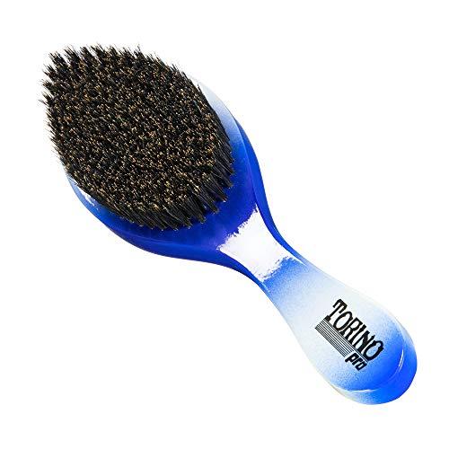 Torino Pro Wave Brushes by Brush king #59- Firm Medium Curve 360 Waves Brush