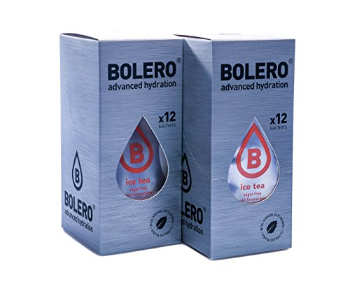 Bolero Drinks Ice Tea Peach 24 x 8g