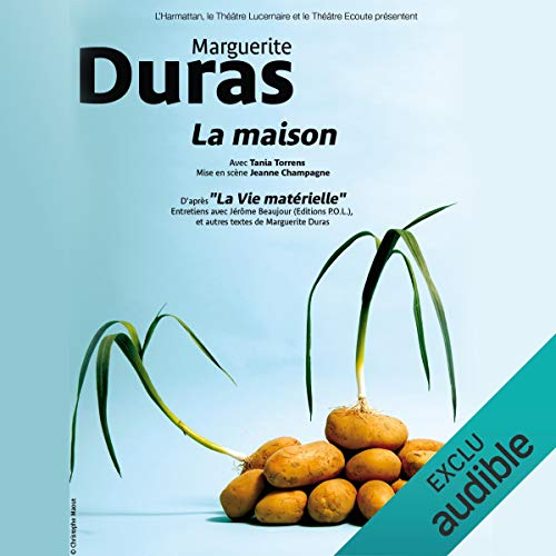 La Maison audiobook cover art