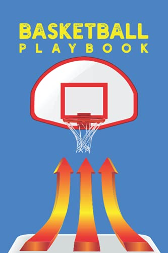 Basketball Playbook: gift for Coaches And Basketball Players
