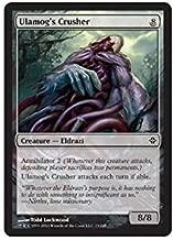Magic: the Gathering - Ulamog's Crusher - Rise of the Eldrazi