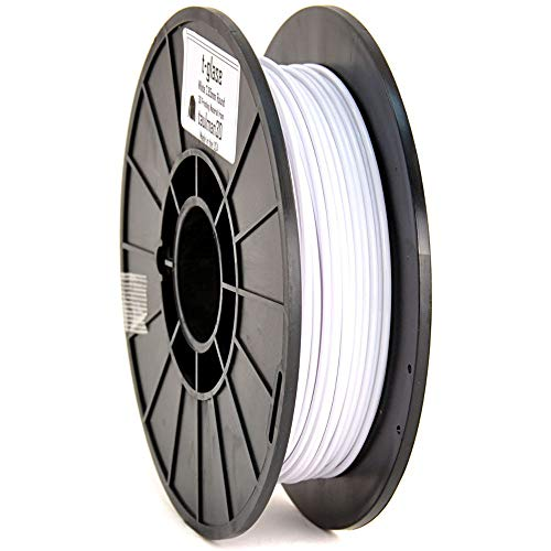 Taulman T-Glase PETT CoPolymer, 1,75 mm, Weiß, 0,5 kg