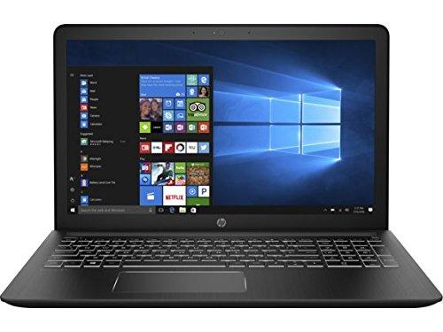 CUK HP Pavilion 15 Power Gaming Notebook (Intel Quad Core i7-7700HQ, 32GB DDR4 RAM, 256GB NVMe SSD + 1TB, NVIDIA GTX 1050 4GB, 15.6-Inch Full HD, Windows 10) Gaming Laptop Computer